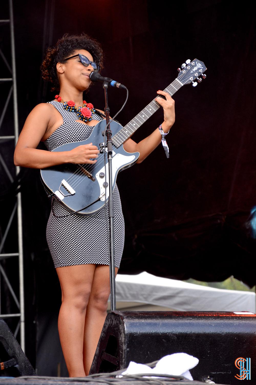 Lianne La Havas Osheaga 2013-2