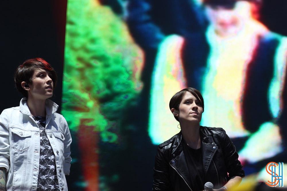 Macklemore & Ryan Lewis Tegan And Sara Osheaga 2013-2