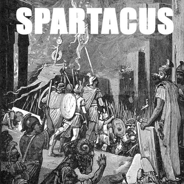 Tyrone Briggs Spartacus album art