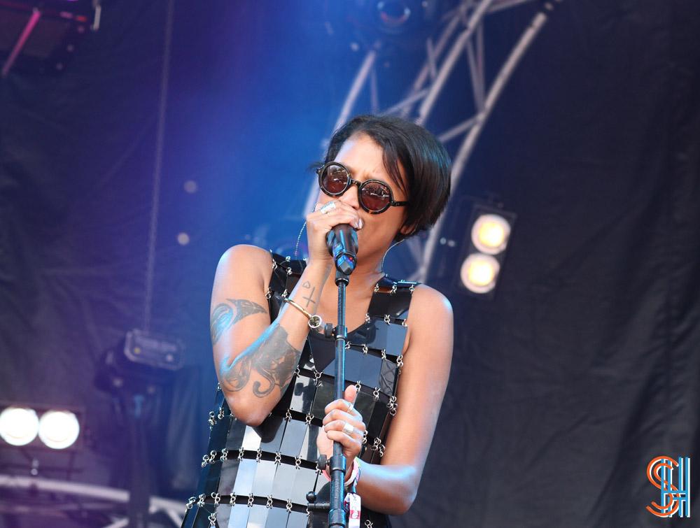 Icona Pop Osheaga 2013-2