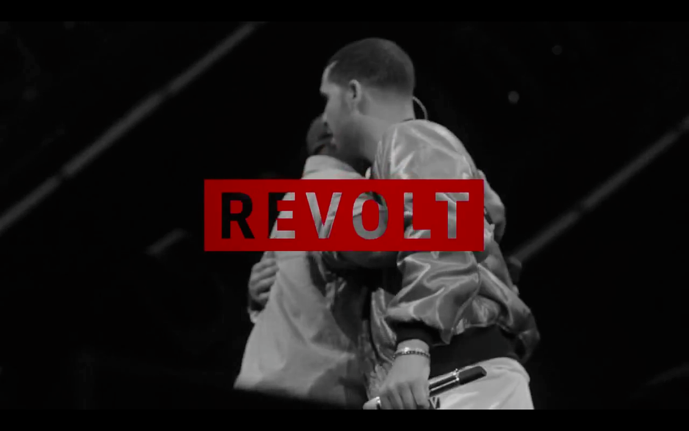 Kanye West and Drake Unite in Toronto Video