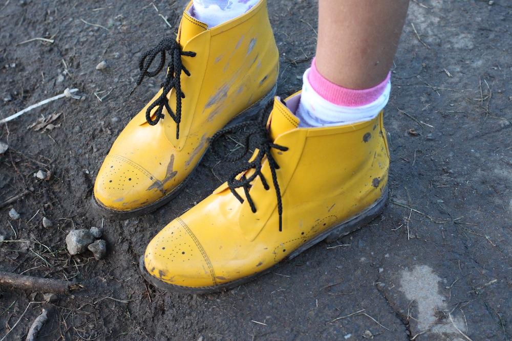 Osheaga Style 2013 Boots