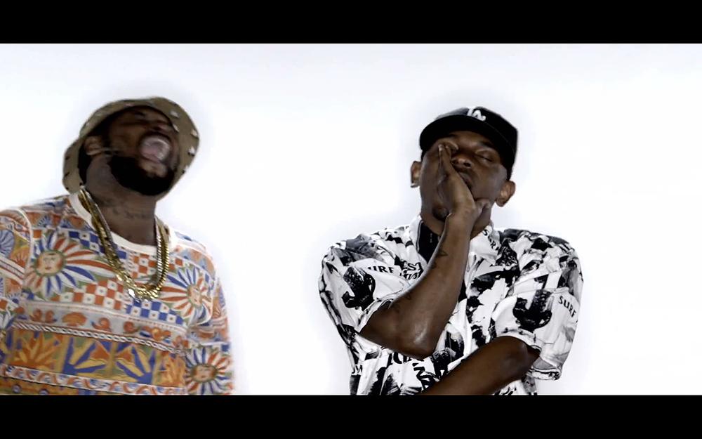 Schoolboy Q Kendrick Lamar Collard Greens Video