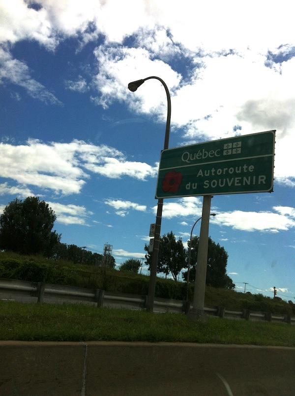 Quebec Highway