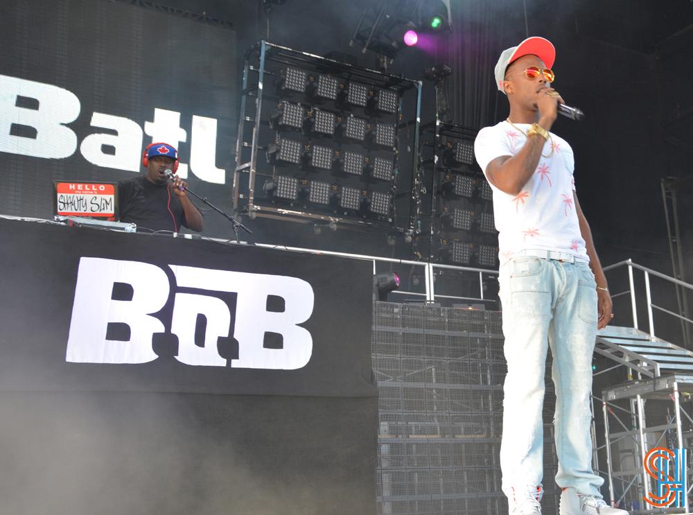 BoB - Toronto - Double Dj