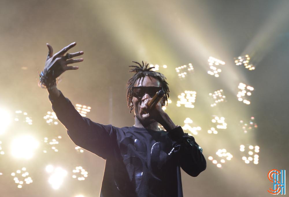 Wiz Khalifa - Toronto - Front Hand