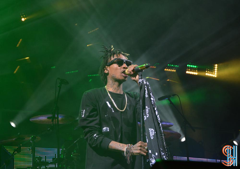 Wiz Khalifa - Toronto - Green Stage
