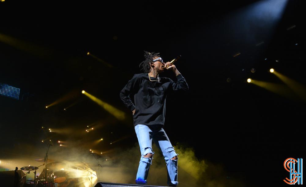 Wiz Khalifa - Toronto - Long Stage