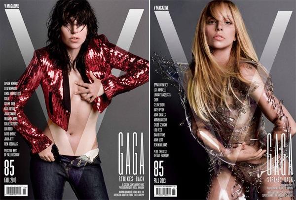 Lady Gaga for V Magazine-2