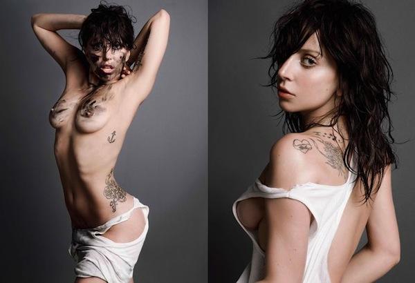 Lady Gaga for V Magazine-3