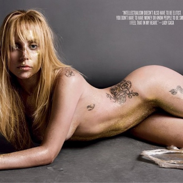 Lady Gaga for V Magazine-4