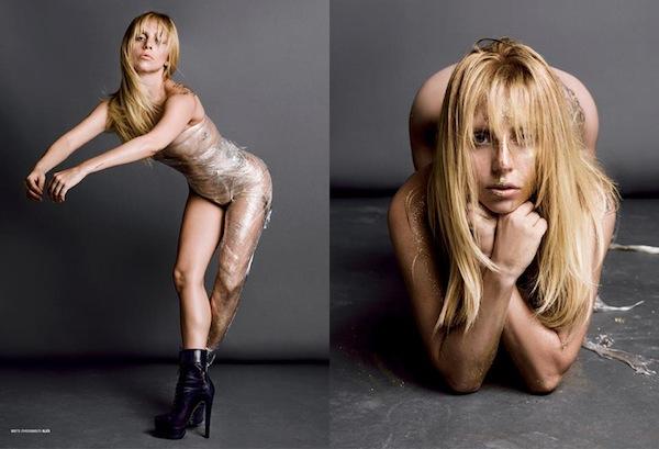 Lady Gaga for V Magazine-5