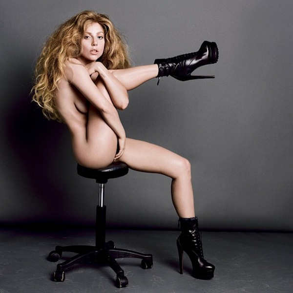 Lady Gaga for V Magazine-6