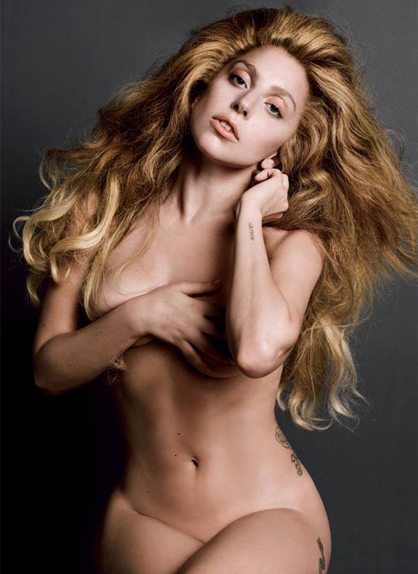 Lady Gaga for V Magazine-8