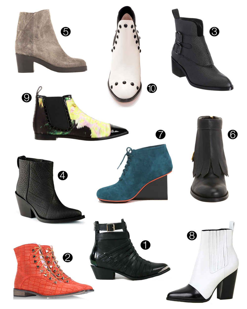 Fall Boot Round Up
