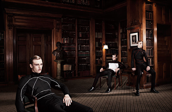 Dior Homme Fal Winter 2013 Campaign