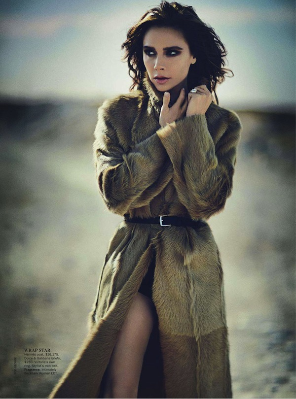 Victoria Beckham for Vogue Australia-3