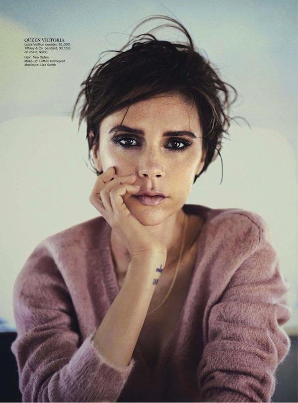 Victoria Beckham for Vogue Australia-6