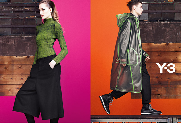 Y-3 Fall Winter 2013 Campaign