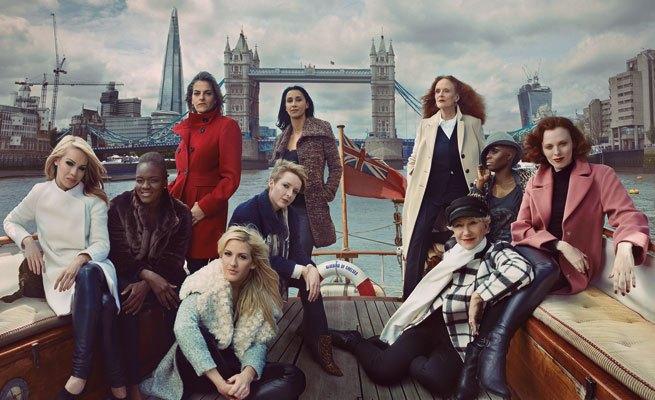 Grace Coddington for Marks & Spencer