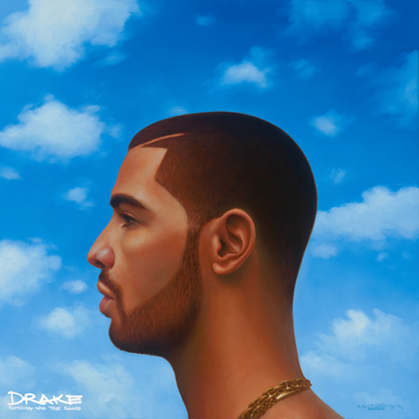 Drake Nothing Was the Same Album Art