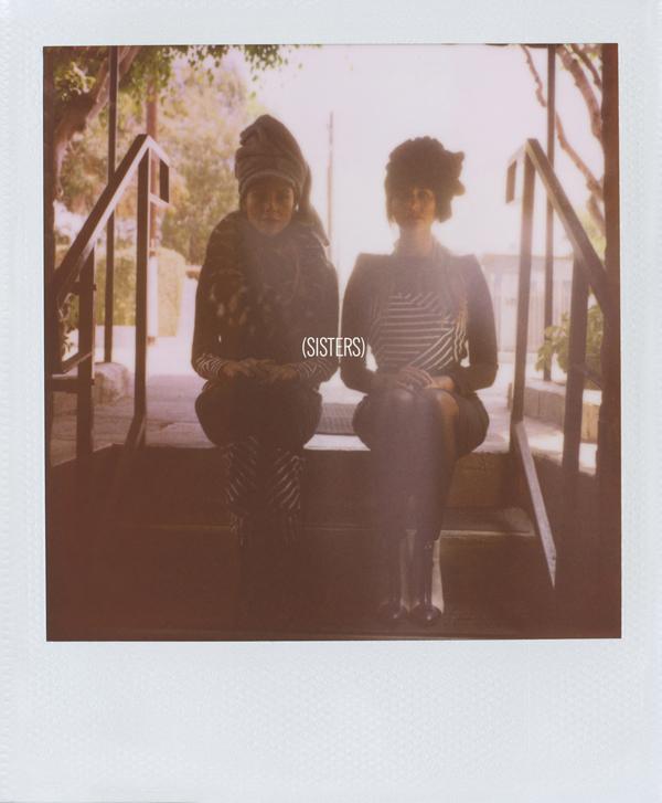 Rashida Jones Kidada Jones in Band of Outsiders Fall 2013.jpg