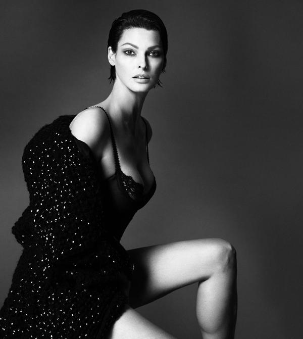 Interview Magazine Naomi-Campbell Daria Werbowy Amber Valletta Kate Moss
