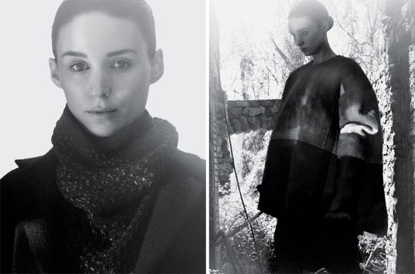 Rooney Mara for T Magazine Style Fall 2013-3