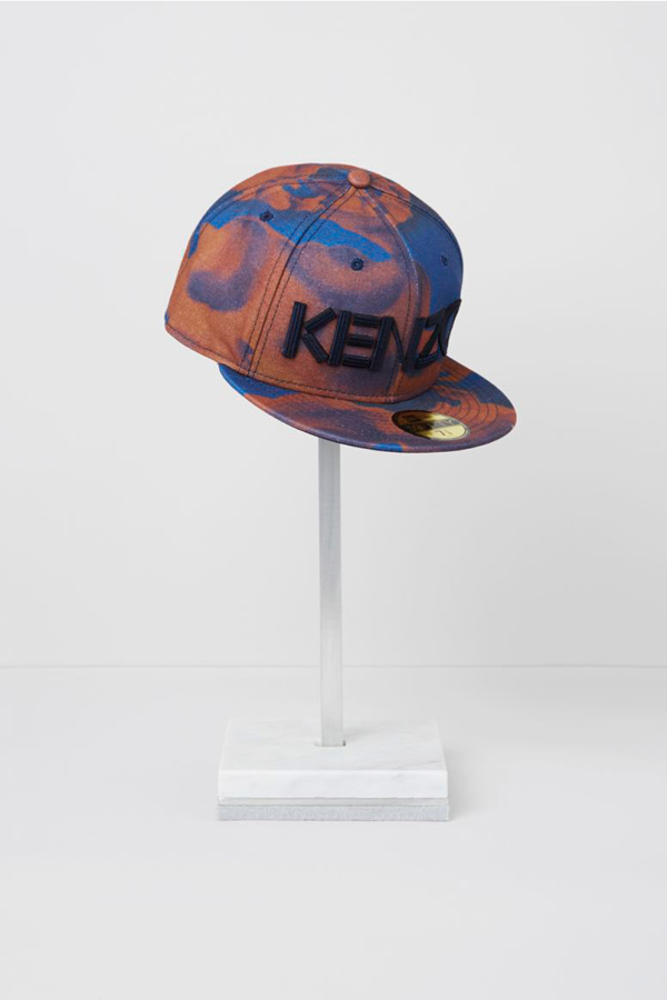 Kenzo x New Era Fall Winter 2013 Collection