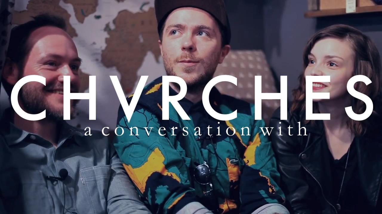 CHVRCHES Interview