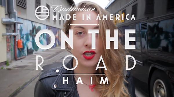Haim Made In America Festival