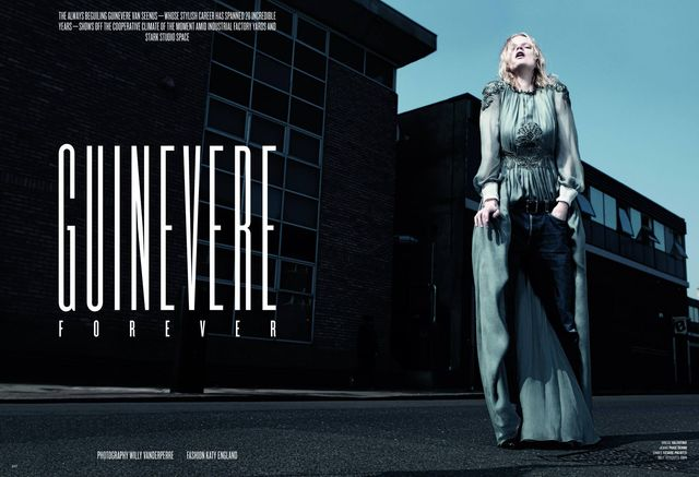 Guinevere Van Seenus for V Magazine No.85