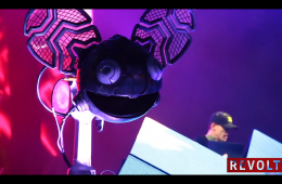 Jay Z Parties to Deadmau5 Made In America Festival Video