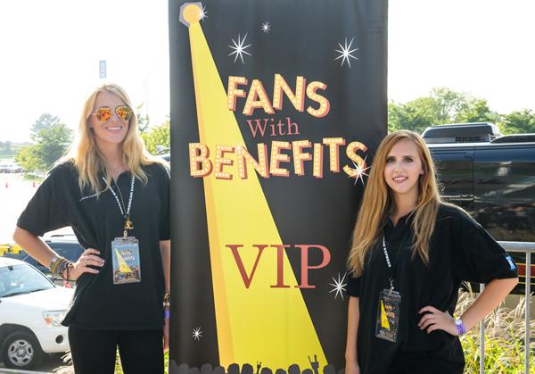 Amex Fans With Benefits Event Recap Tristan