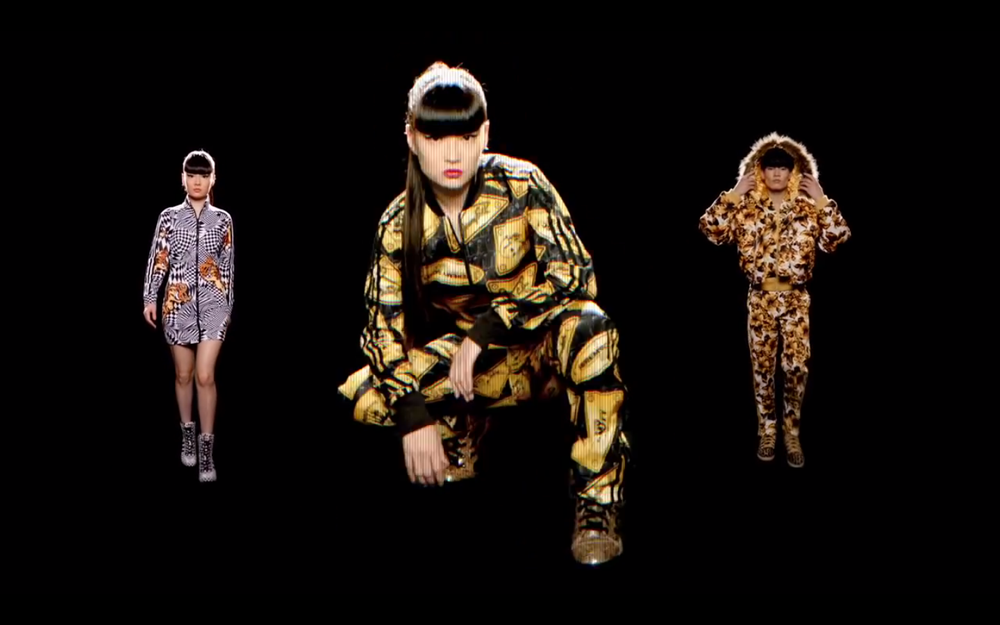 adidas Originals by Jeremy Scott Fall Winter 2013 Video Lookbook