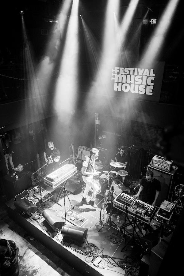 Diamond Rings Festival Music House 2013 TIFF -2
