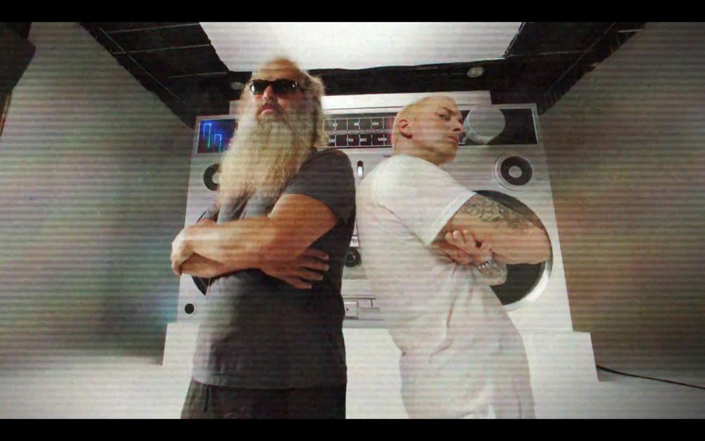 EMINEM Bezerk Rick Rubin Music Video