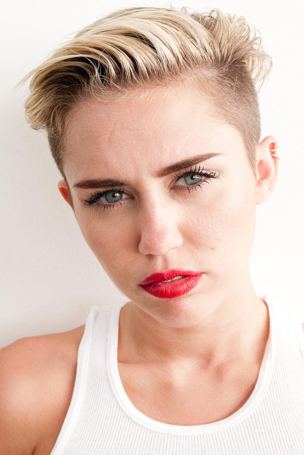 Miley Cyrus Terry Richardson