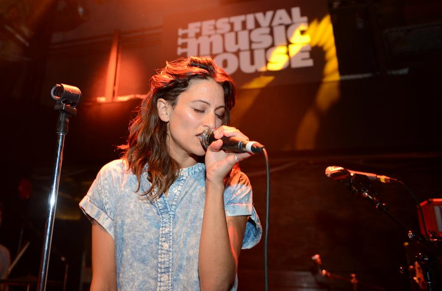 Dragonette at Festival Music House 2013