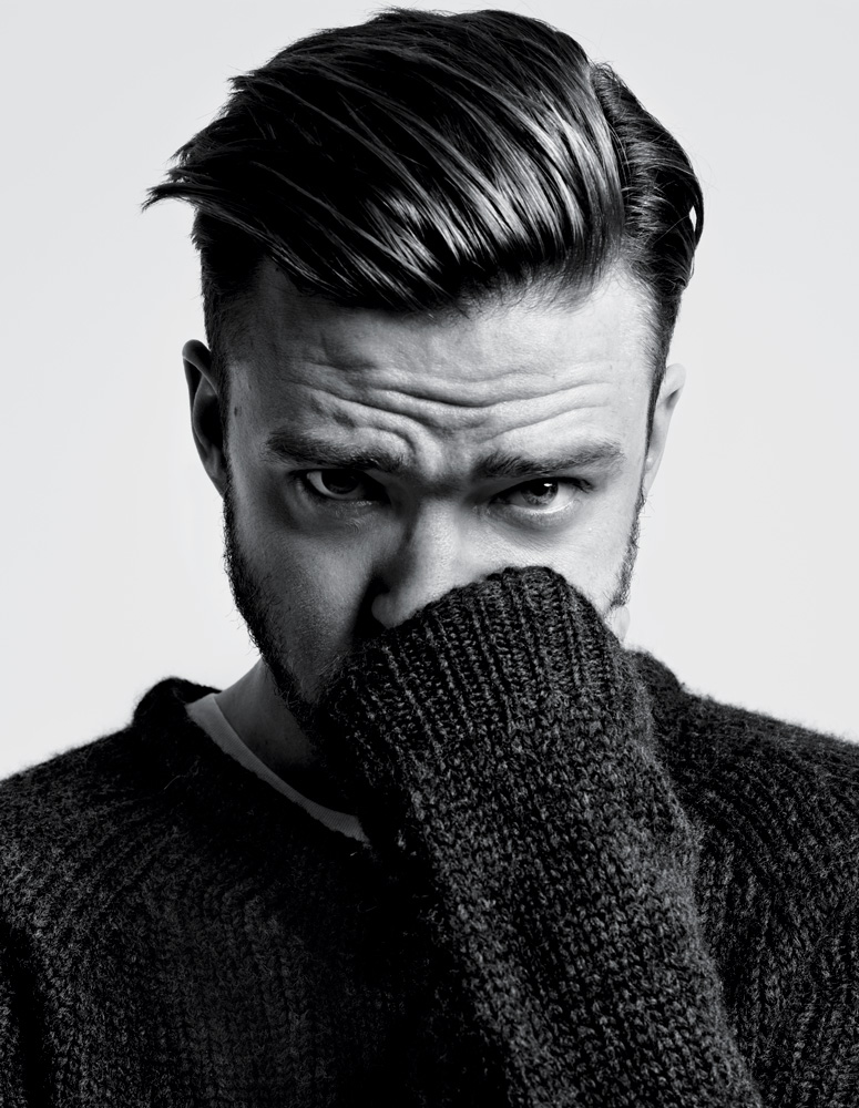 Justin Timberlake for NY Times T Style Men's Fashion 2013-3