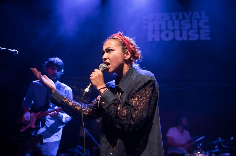 Maylee Todd at Festival Music House 2013