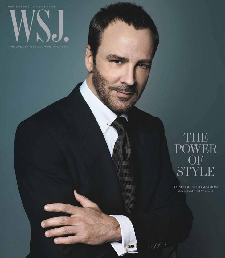 Tom Ford for WSJ Magazine September 2013-2