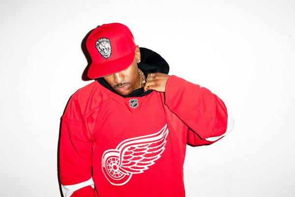 Big Sean Naya Rivera photographed by Terry Richardson