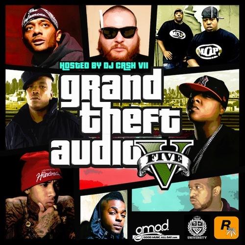 Grand Theft Auto 5 Mixtape