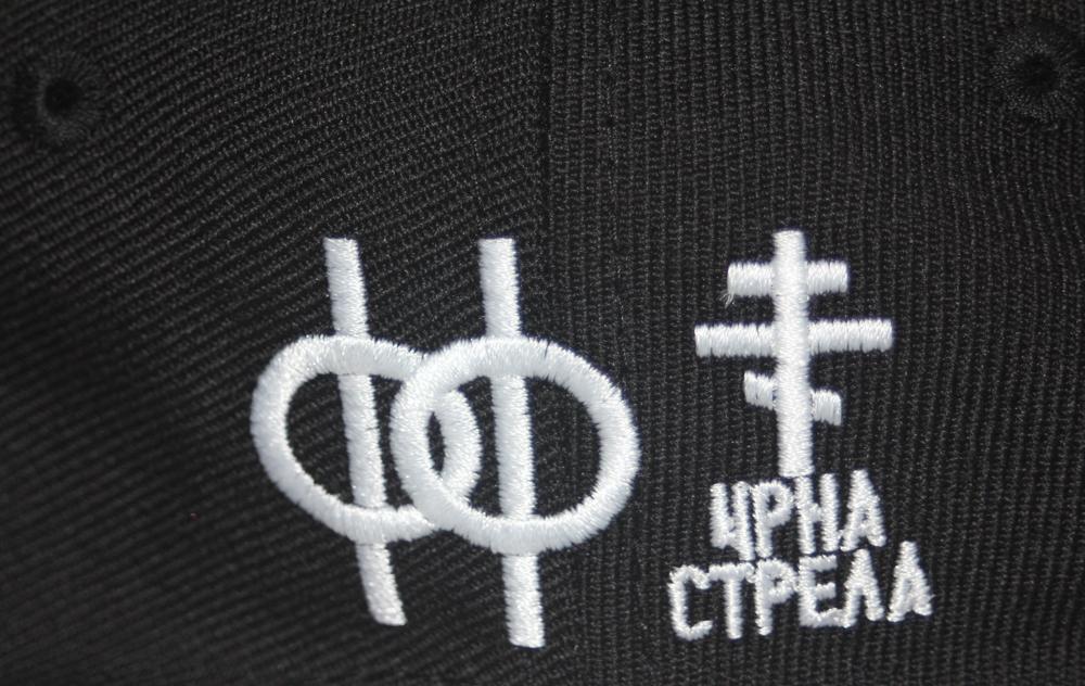 Maison Filipi x Black Arrow Native Blue Jays Hat