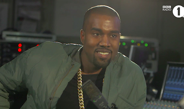 Kanye West Interview with BBC Radio 1s Zane Lowe pt.1