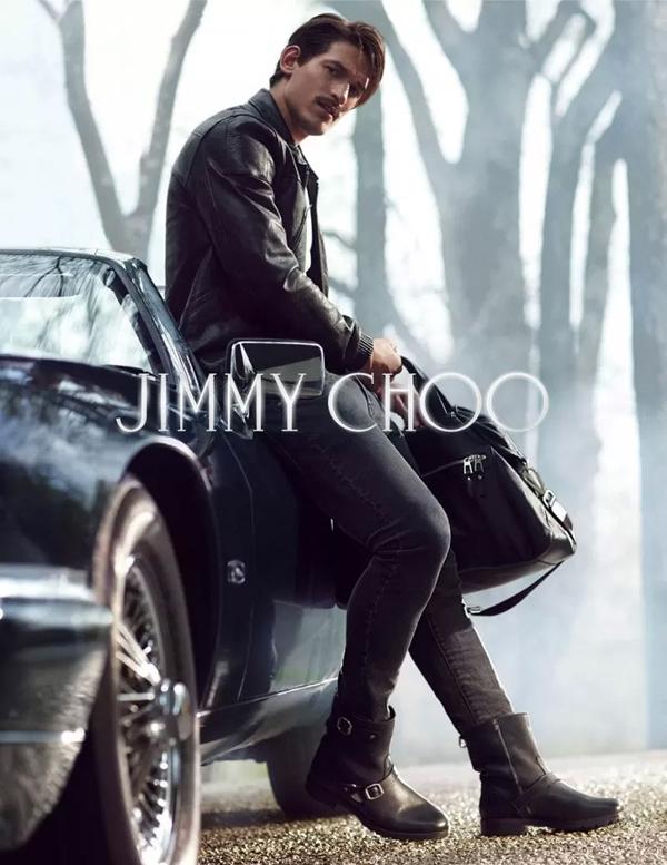 Jimmy Choo Mens Fall Winter 2013 Campaign