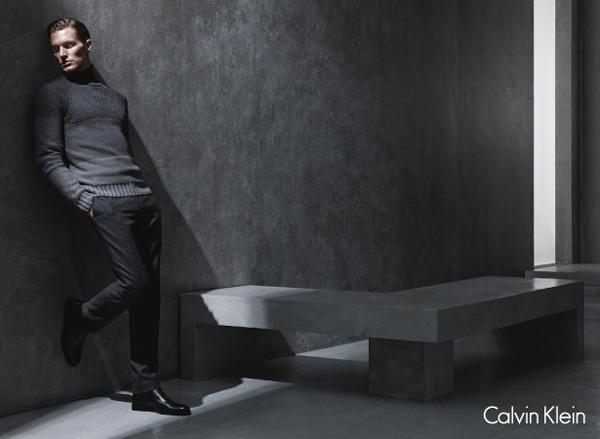 Calvin Klein White Label Fall Winter 2013 Campaign