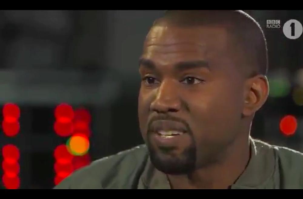 Kanye West Interview with BBC Radio 1s Zane Lowe pt4