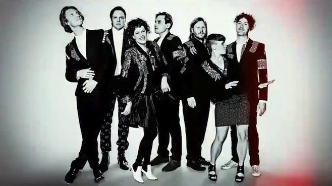 Arcade Fire SNL 2013